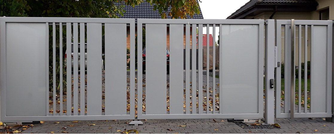 Ogrodzenia Ostrów Wielkopolski - Grot-Stal, bramy, furtki, panele
